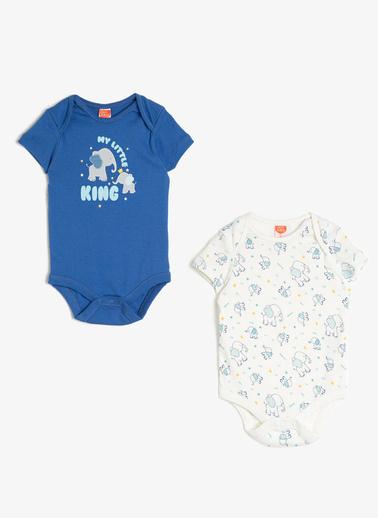 Koton Kids Zıbın Mavi